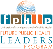 University of Michigan FPHLP - Future Public Health Leaders Program logo