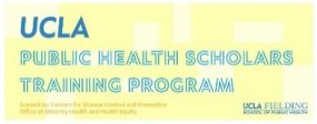 UCLA Public Health Scholars Training Program