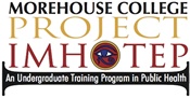 Morehouse College Project IMHOTEP