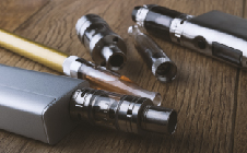 This is an image of various tools used for vaping.