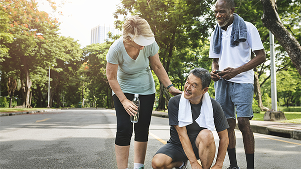 State-Specific Severe Joint Pain and Physical Inactivity
