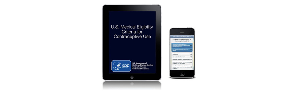 U.S. Medical Eligibility Criteria for Contraceptive Use App