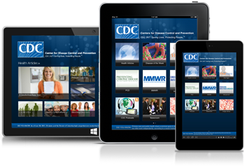CDC Mobile App | Mobile Activities | CDC