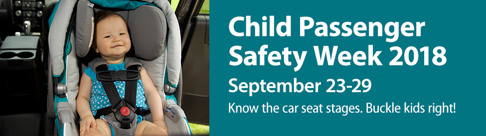 Child Passenger Safety Features Cdc