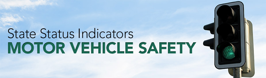 State Status Indicators: Motor Vehicle Safety