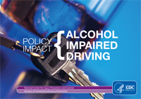 Policy Impact: Alcohol Impaired Driving cover