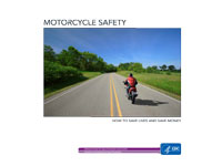 cover image of Motorcycle Safety Guide