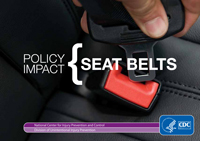 Policy Impact: Seat Belts cover