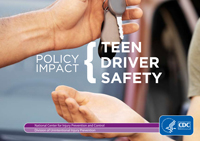 Policy Impact: Teen Driver Safety cover