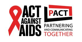 Act Against AIDS PACT logo