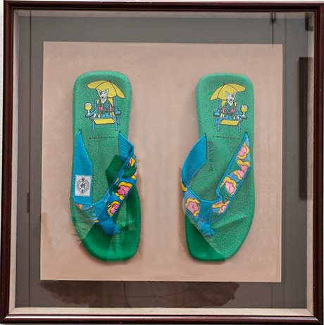 Framed flipflops
