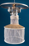 Photo of Mosquito Light Trap-CO2-Baited Trap.