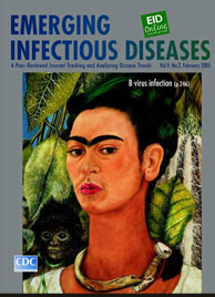 A Journal For Our Times: Emerging Infectious Diseases