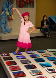girl posing Recognizing Talents and Abilities