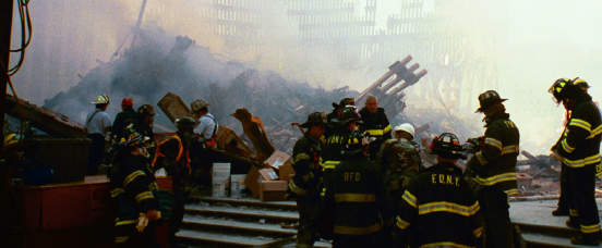 NIOSH provides technical assistance for responder safety and health in the World Trade Center rescue and recovery