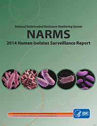 NARMS report cover 2014