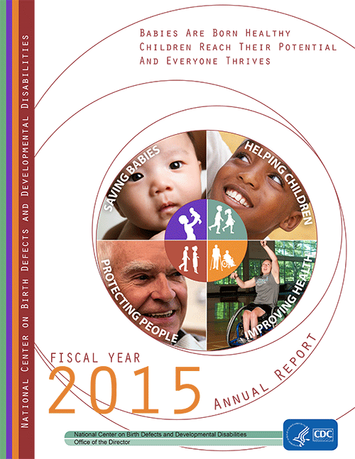 2015 Annual Report Cover Thumbnail