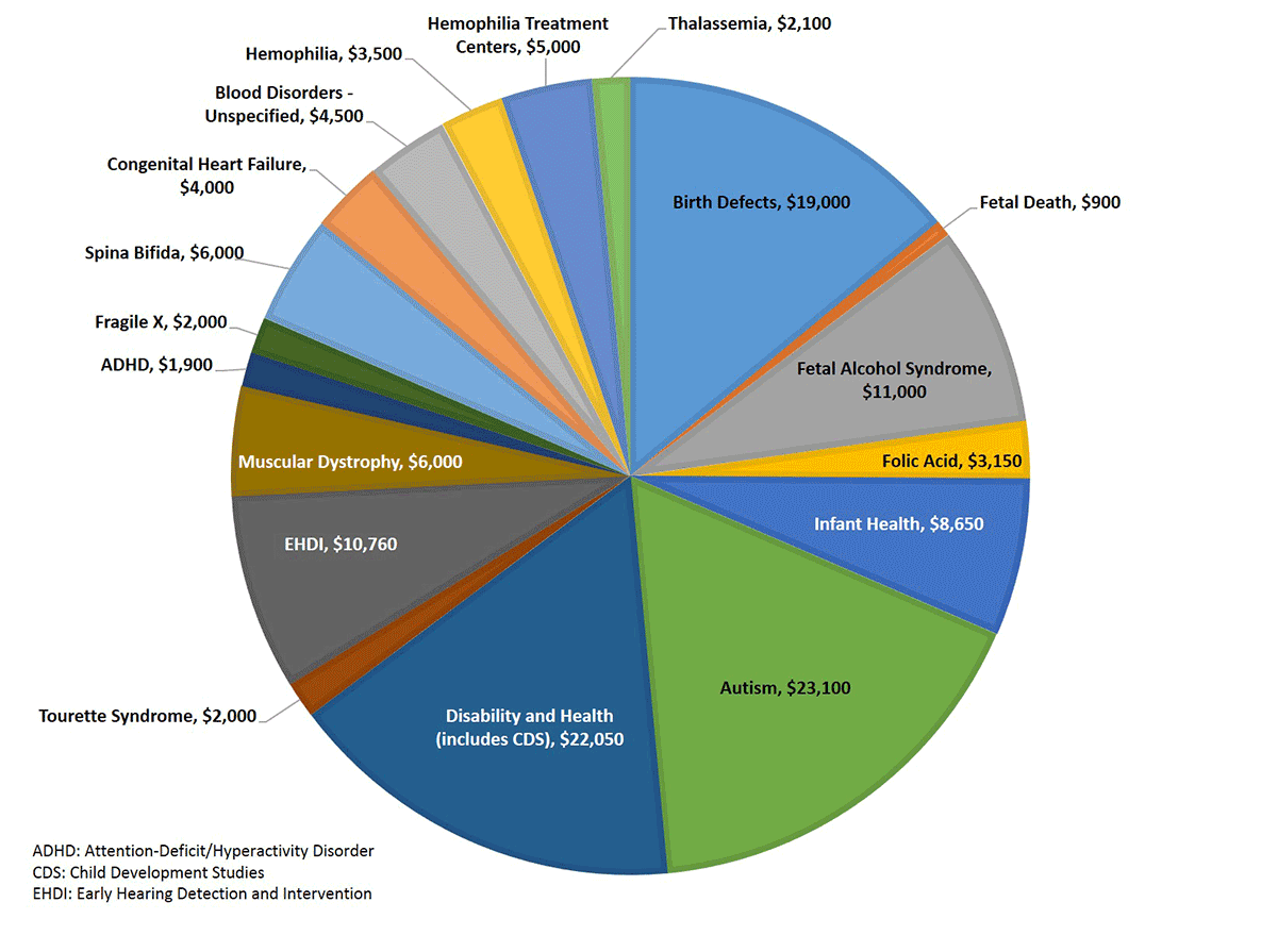 Fiscal Year 2016 Budget Pie Chart