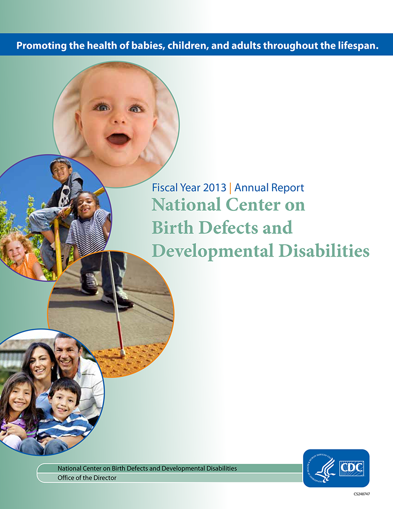 2013 Annual Report Cover thumbnail