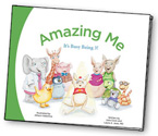 Amazing Me --- It's Busy Being 3! Children's Book