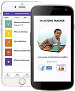 CDC's Milestone Tracker App
