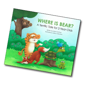 Where os Bear? book cover