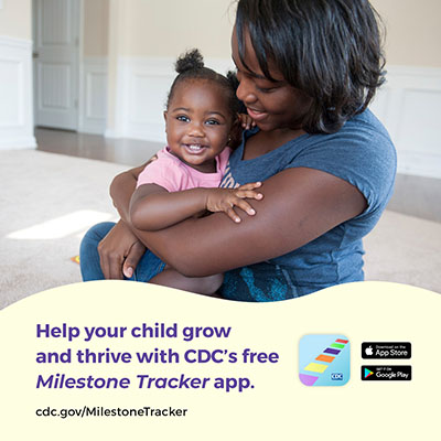 download the milestone tracker app now