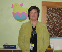 Dr. Wendy Nilsen is an active campaign champion and child psychologist.