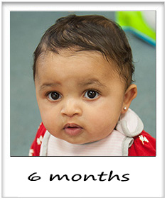 6 month old