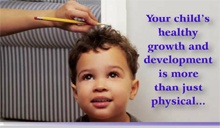 Healthy Development e-Card