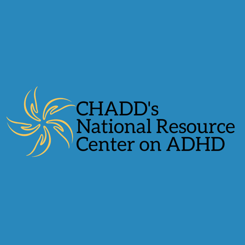 CHADD's National Resource Center on ADHD