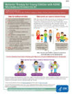 ADHD Behavior Therapy Healthcare Fact Sheet