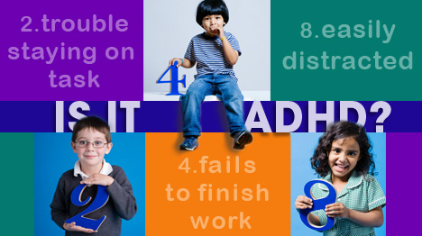 Health E-Card- ADHD? Know For Sure