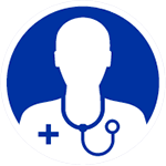 healthcare provider icon