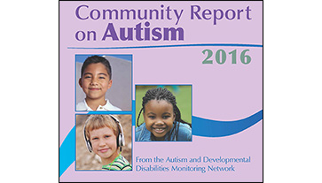 2016 Community Report cover