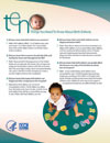 10 Thinks You Should Know About Birth Defects Flyer