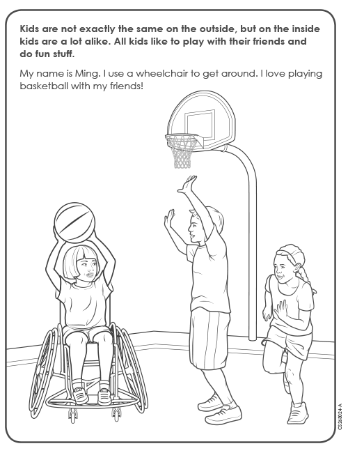 Birth Defects Coloring Pages CDC