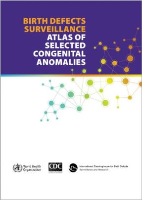 Manual cover for Birth Defects Surveillance: Atlas of selected congenital anomalies