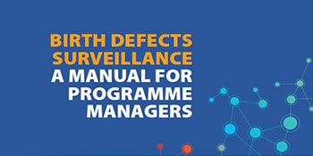 Cover of Birth Defects Surveillance Manual