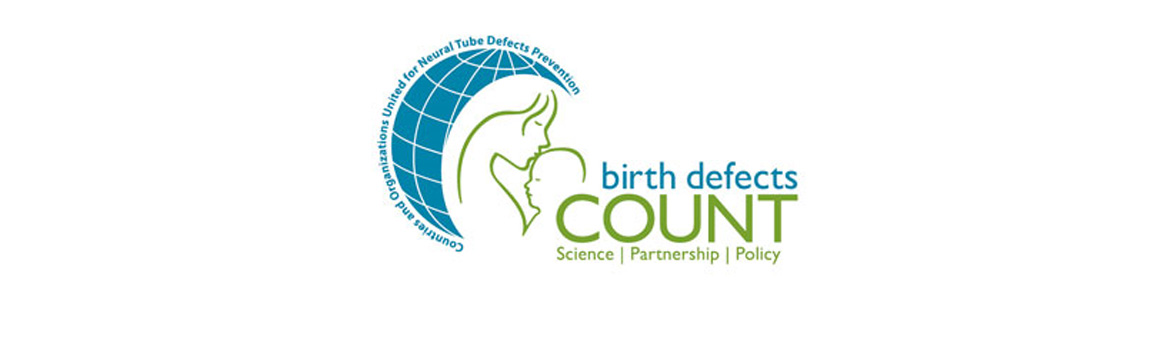 Birth Defects COUNT logo