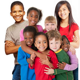 ... child to have friends and to get along with other children in the