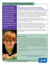 CDC's Work in Vision Impairment