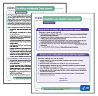 DHDS Fact Sheet and Tip Sheet