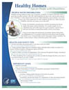 Healthy Homes: Tips for People with Disabilities