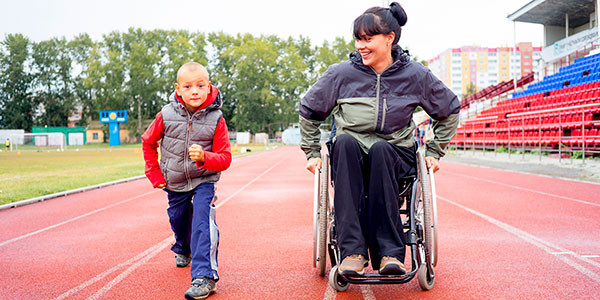 Physical Activity For People With Disability Cdc
