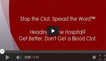 Stop the Clot Video Screenshot