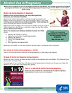 FASD Alcohol and Use Fact Sheet