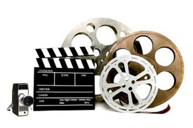 Graphic: Movie Reels