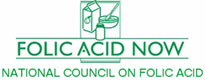 Logo: The National Council on Folic Acid (NCFA)