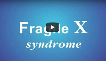 Video on the causes of Fragile X syndrome